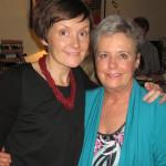 Me & Mum - her birthday 2011