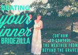 Funny Matters, wedding, Angela Brightwell, Bridezilla, mum