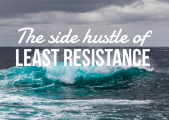 The Side Hustle of Least Resistance - Angela Brightwell - Funny Matters